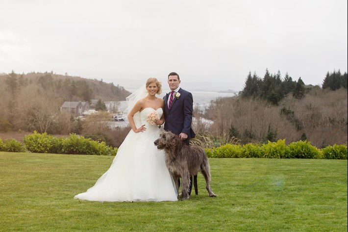 Weddings at The Lodge at Ashford Castle